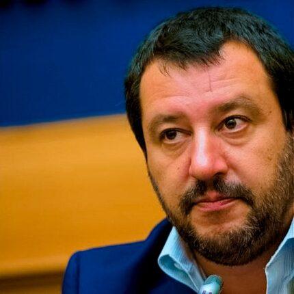 Salvini fa discutere per le sue parole sul Mes