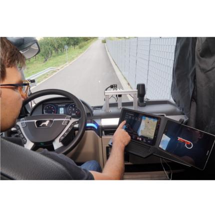 Sicurezza autocarri sulle strade: ecco l'assistente virtuale Bosch