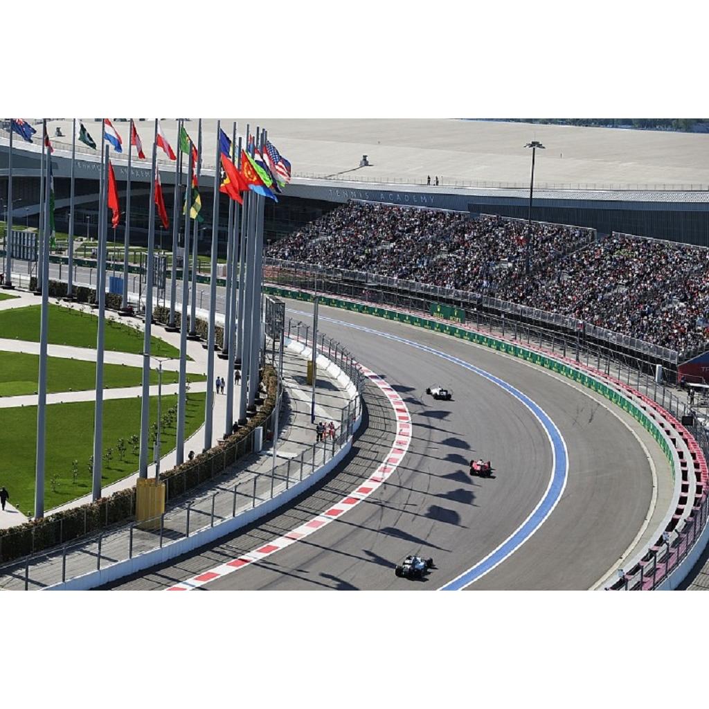 Orari TV GP Russia F1: ecco la programmazione Sky e TV8