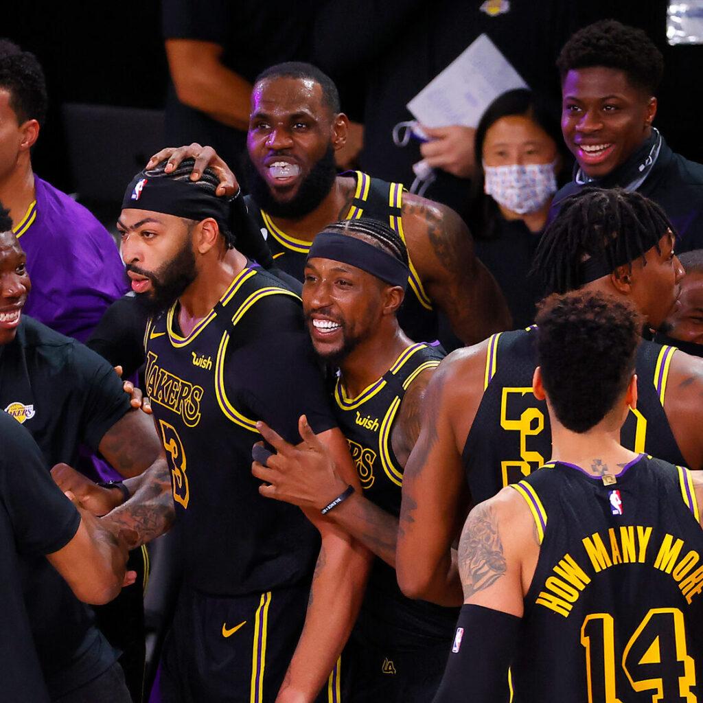 Lakers e Miami in vantaggio