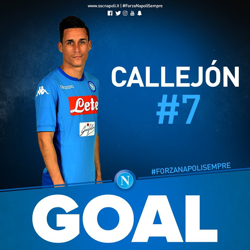 Per la Lazio spunta Callejon ma prima bisogna vendere