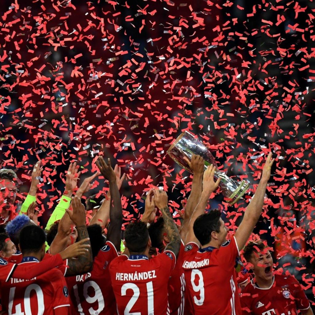Il Bayern Monaco vince la Supercoppa