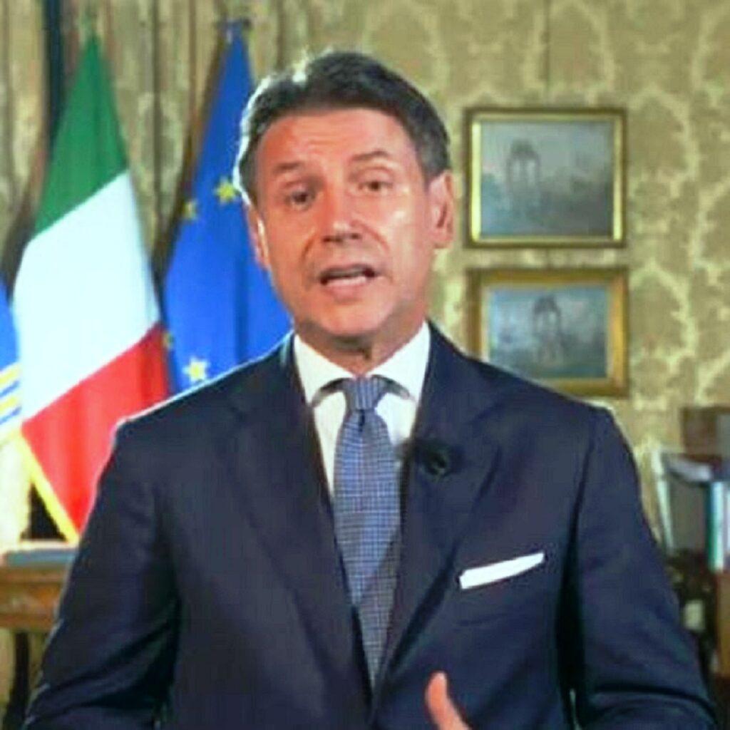 Conte immagina il futuro dell'Italia