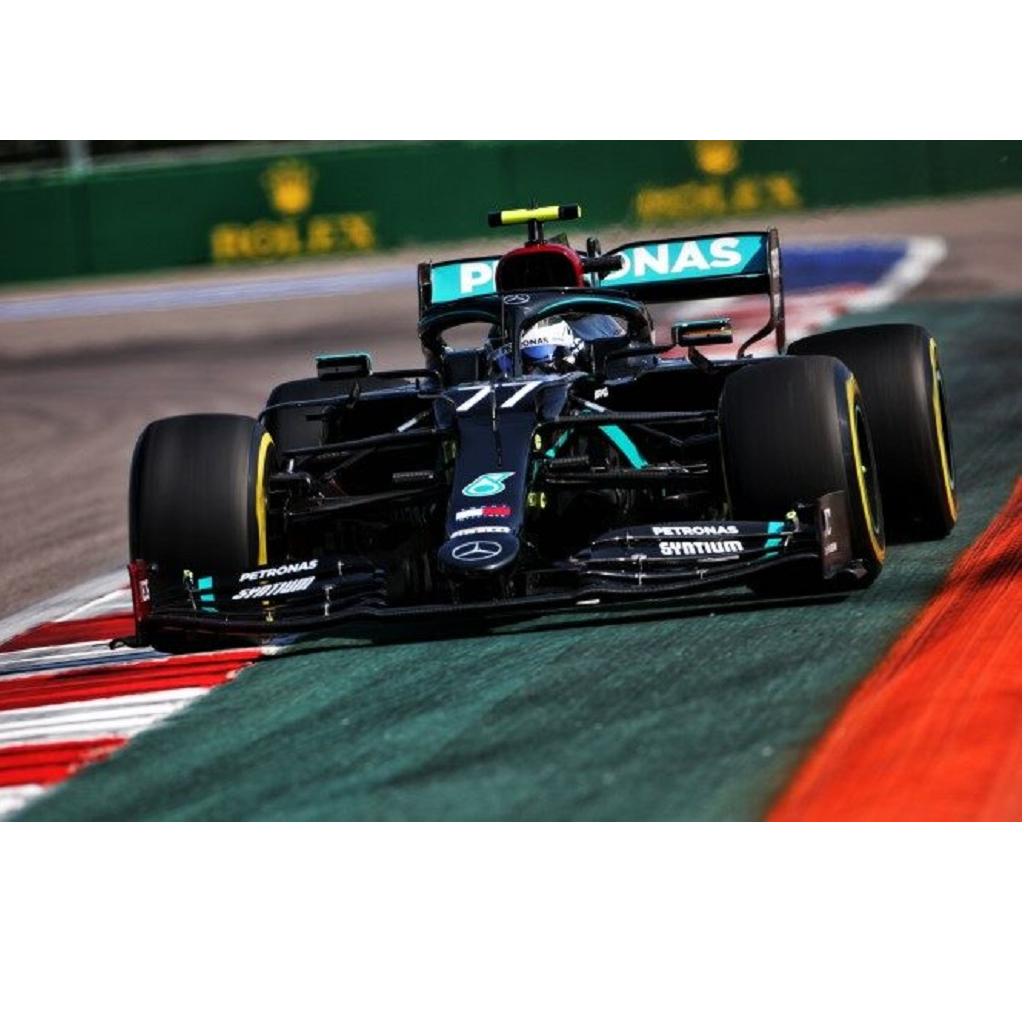 Valtteri Bottas vince in Russia la gara di F1: ecco la classifica