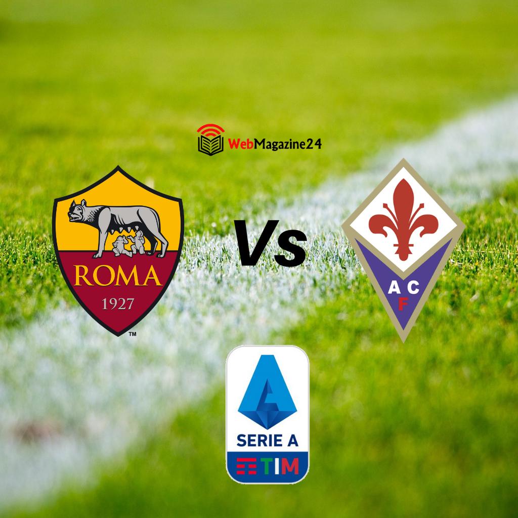 Probabili formazioni Roma - Fiorentina