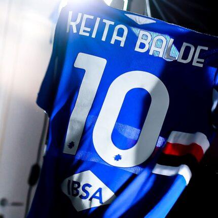Sampdoria preso Keita Balde