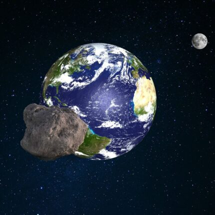 Nuova mini Luna per la Terra
