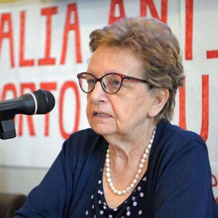 Morta a 77 anni Carla Nespolo Presidente dell'ANPI foto