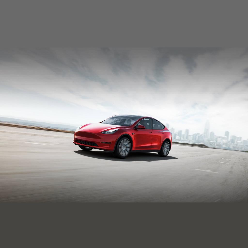 Nuove batterie su Tesla Model Y prodotte a Berlino