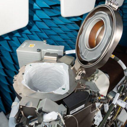 nuova toilette per la Stazione Spaziale