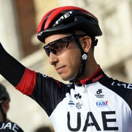 Fabio Aru torna in gara