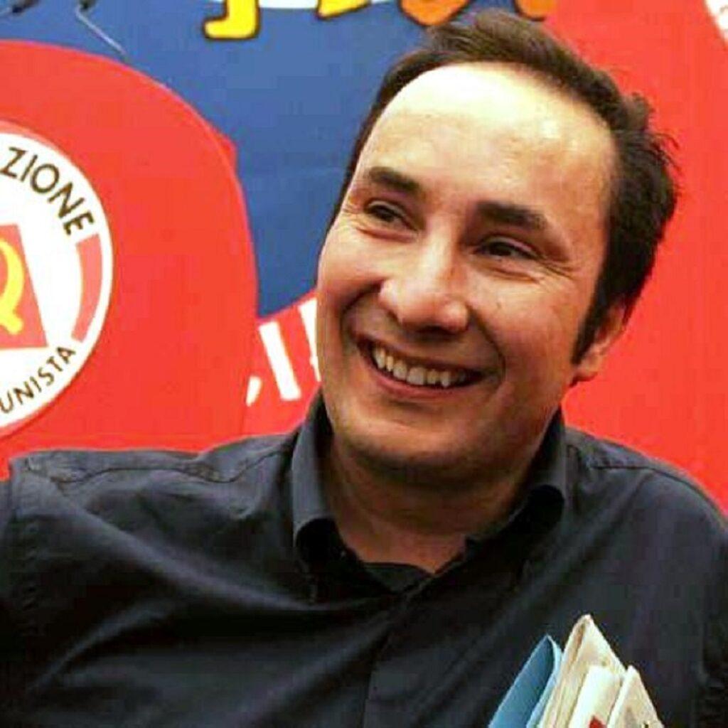 Maurizio Acerbo è guarito dal Covid
