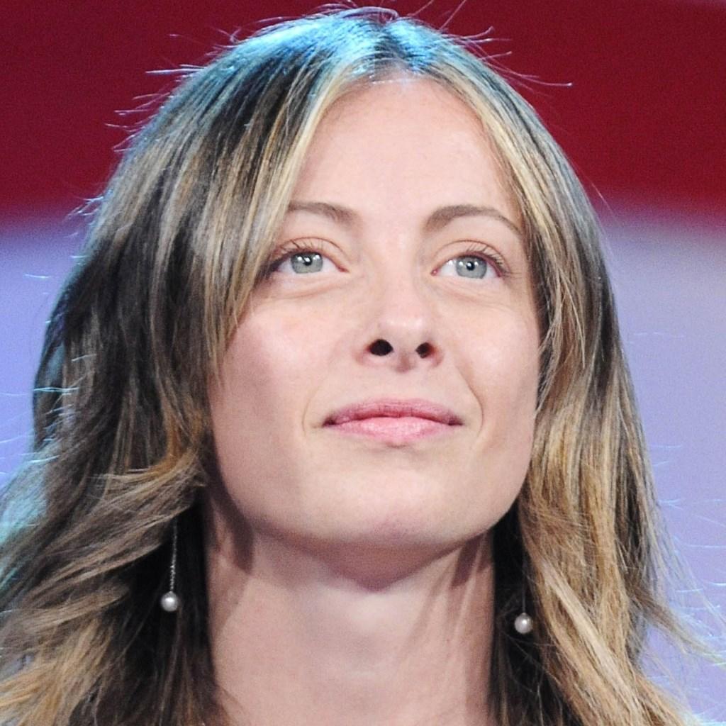 Giorgia Meloni contro il governo