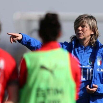 La Nazionale femminile di calcio