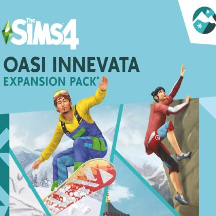 The Sims 4 Oasi Innevata