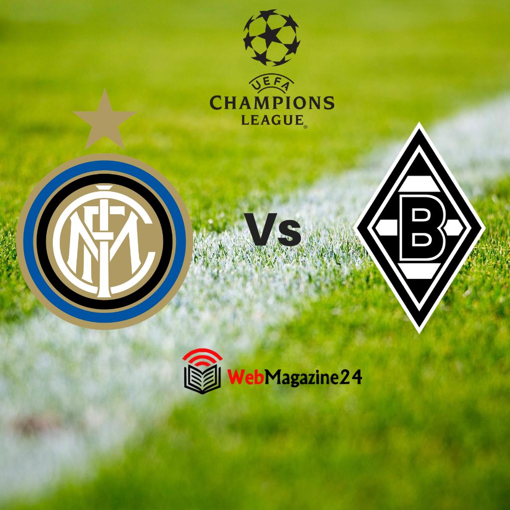 Probabili formazioni Inter-Borussia Monchengladbach