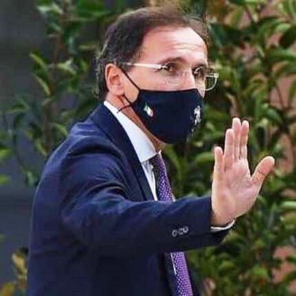 Francesco Boccia positivo al Covid