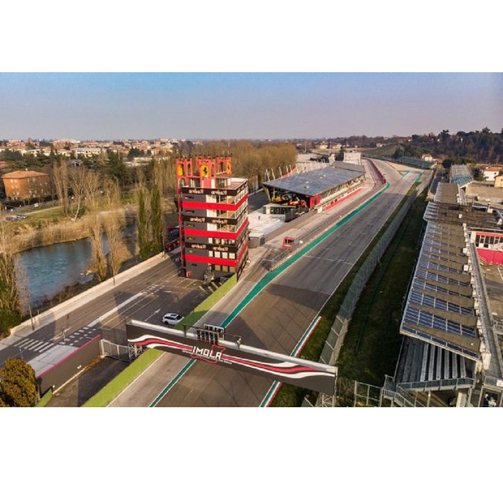 GP Imola F1 a porte chiuse: il DCPM di Conte parla chiaro
