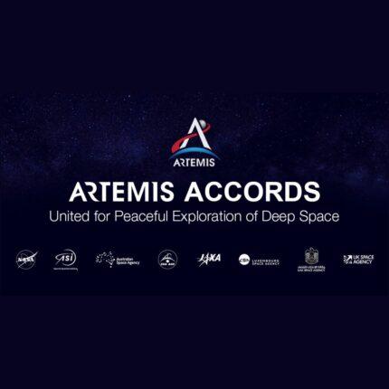 firmati gli Accordi Artemis