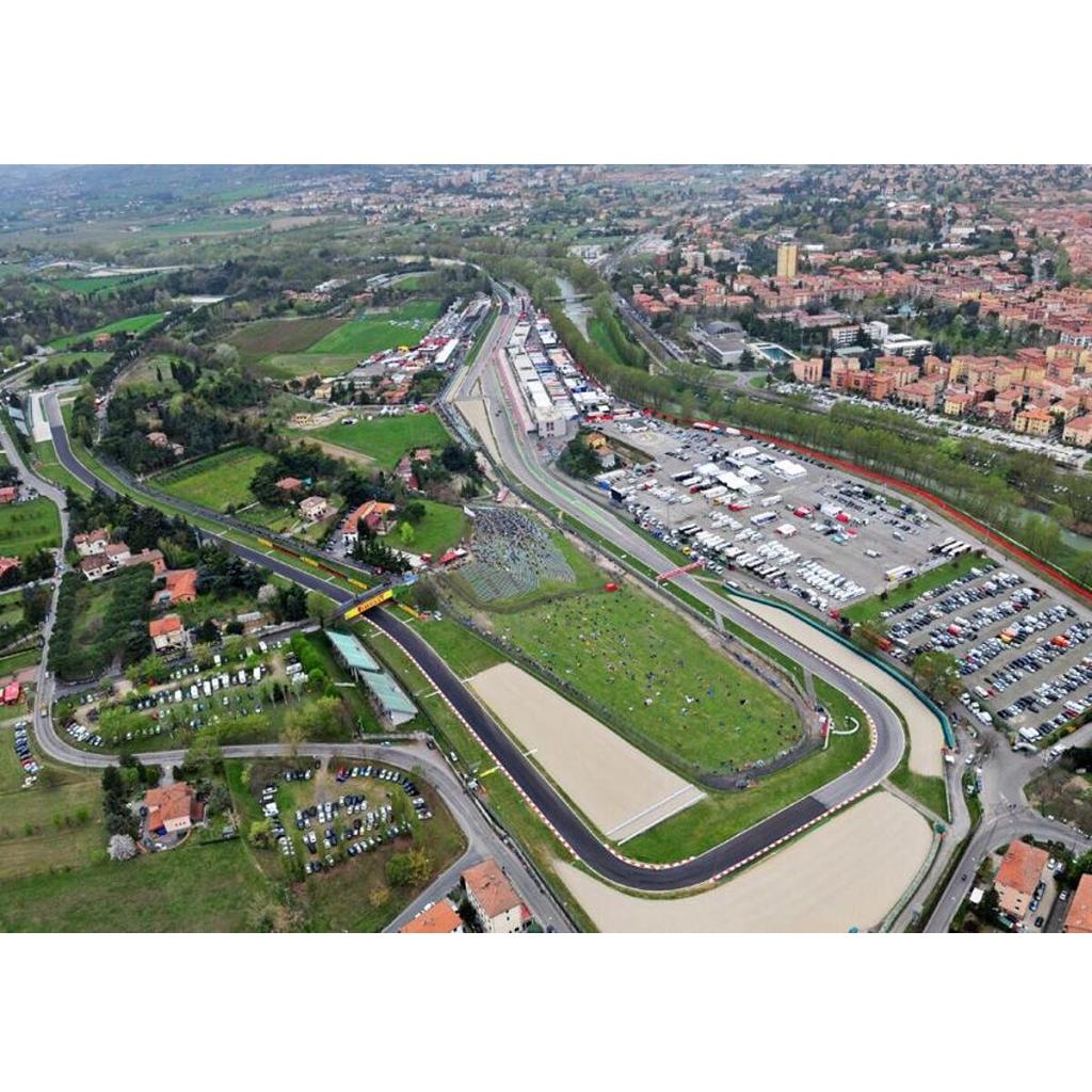 Orari GP Emilia Romagna F1 Sky e TV8: circuito di Imola