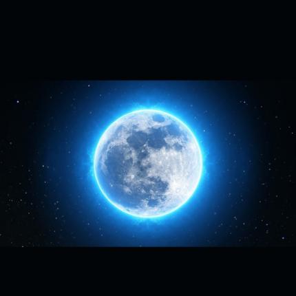 Luna Blu Halloween: evento raro assolutamente da vedere