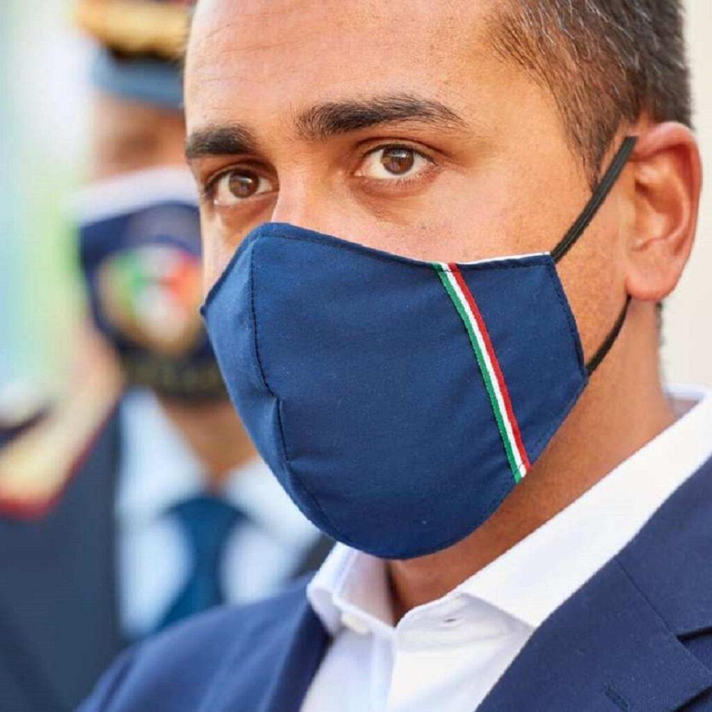 Di Maio incoraggia gli italiani sull'emergenza Covid