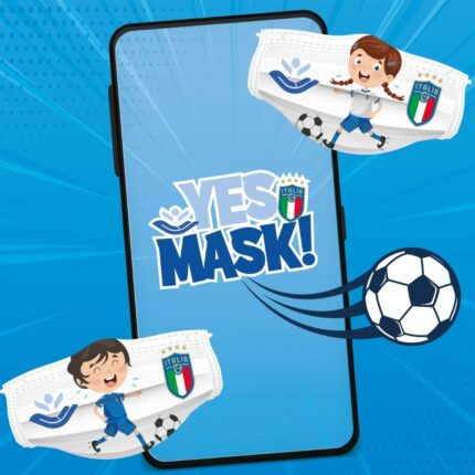 Yes Mask la campagna Instagram