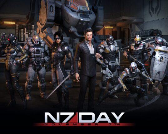 La rivelazione di Mass Effect