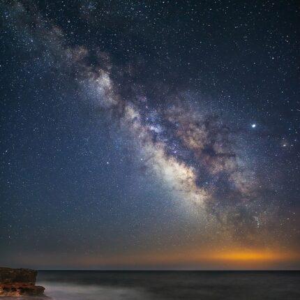 Via Lattea e le galassie satellite