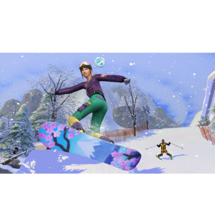 The Sims 4 Oasi Innevata: il DLC disponibile su PS4, Xbox One e PC