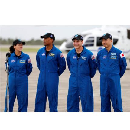 SpaceX Crew 1 pronta al lancio: prima missione ufficiale