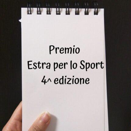 Premio Estra per lo sport