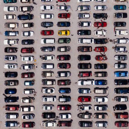 Crollo delle immatricolazioni vetture