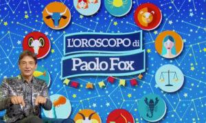 Oroscopo di Paolo Fox oggi
