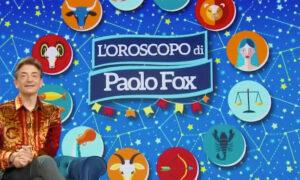 oroscopo di Paolo Fox di oggi
