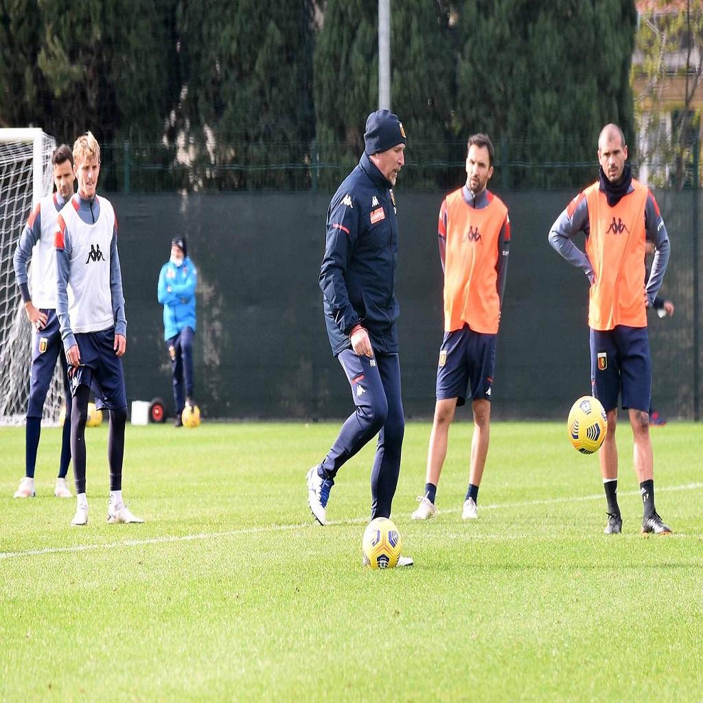 Probabili formazioni Genoa-Udinese