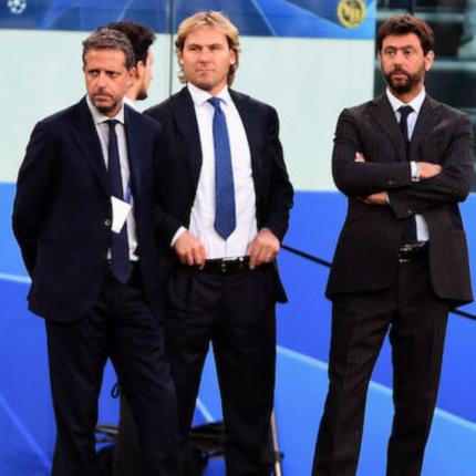 Juventus, Paratici e il centrocampo giovane nel futuro