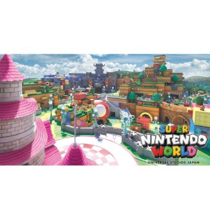 Nintendo World: il parco divertimenti a tema Nintendo è fantastico