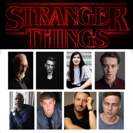 Stranger Things 4 il cast