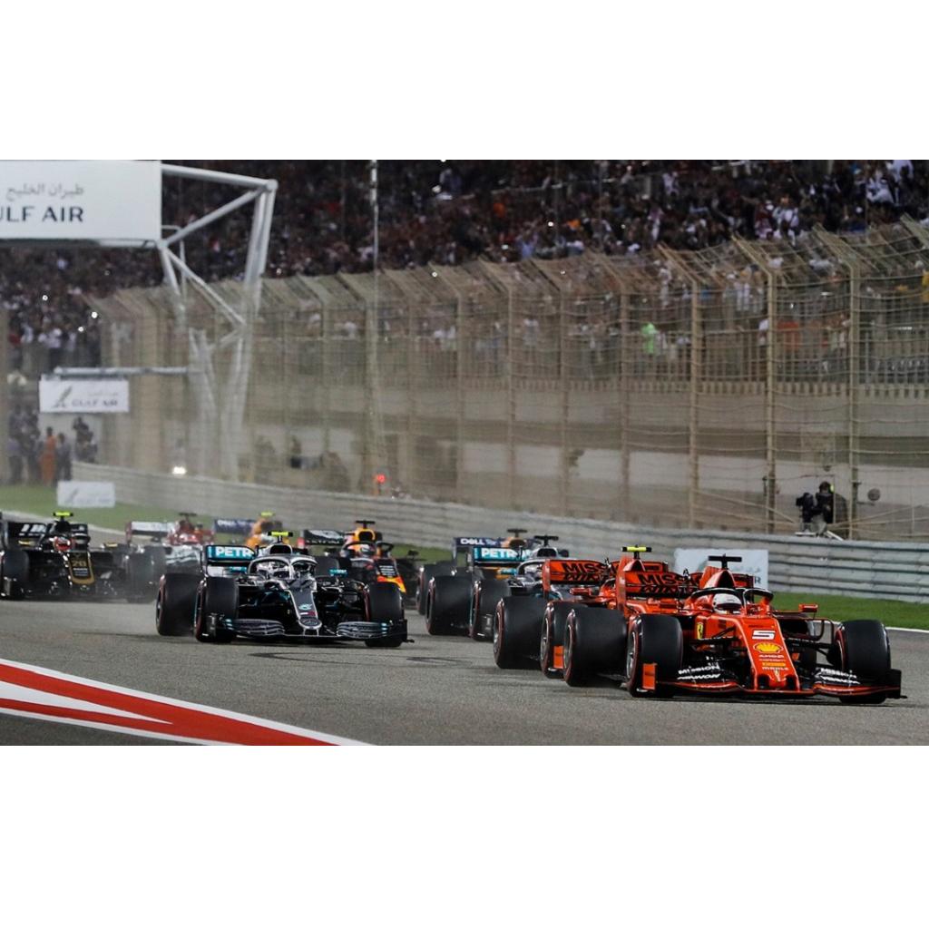 Orari TV GP Bahrain F1 Sky e TV8: circuito di Sakhir