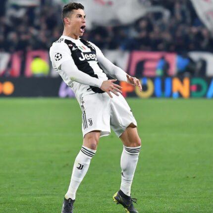 Cristiano Ronaldo non è partito per Benevento