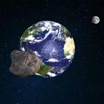 Asteroide del 29 novembre 2020