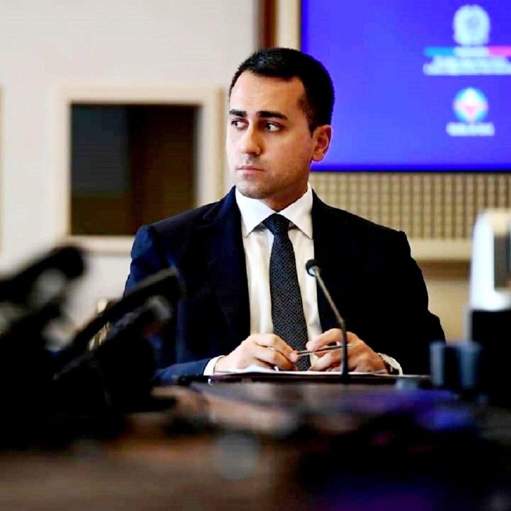 Di Maio torna a parlare della crisi libica