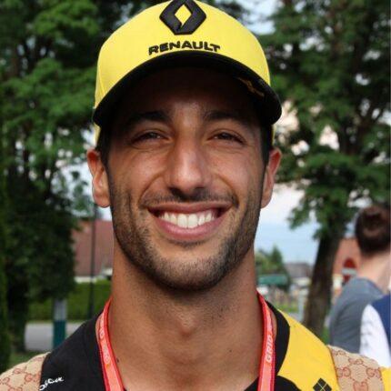 La rabbia di Ricciardo contro la Formula Uno