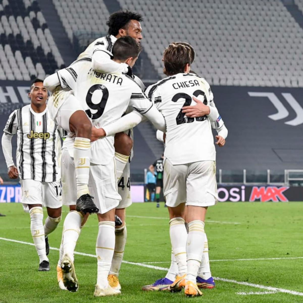 Probabili formazioni Juventus-Genoa