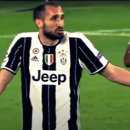 Champions league out Chiellini per guaio muscolare