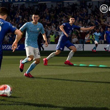 FIFA 21 su console Next