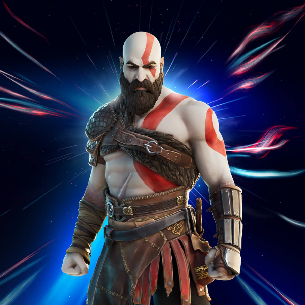 Kratos approda su Fortnite