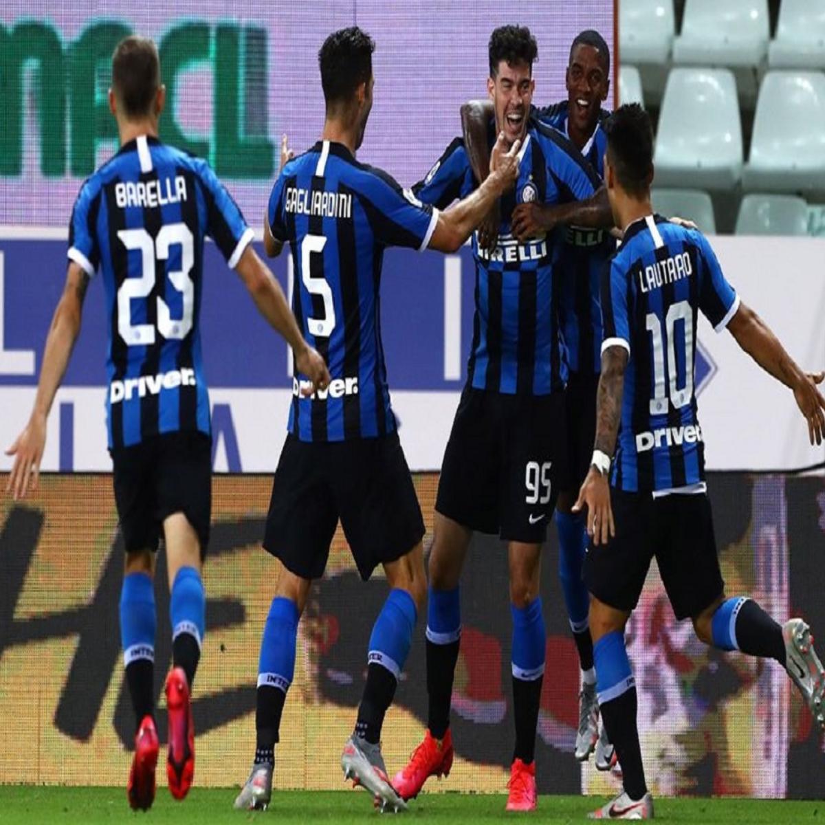 Conte dopo la sconfitta in Coppa Italia