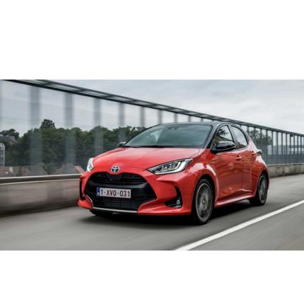 Auto più vendute d'Italia: Toyota Yaris tra le più vendute